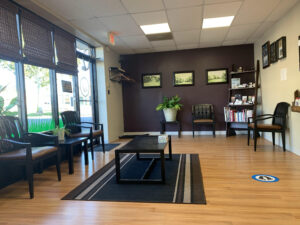 Frederick Chiropractor Office